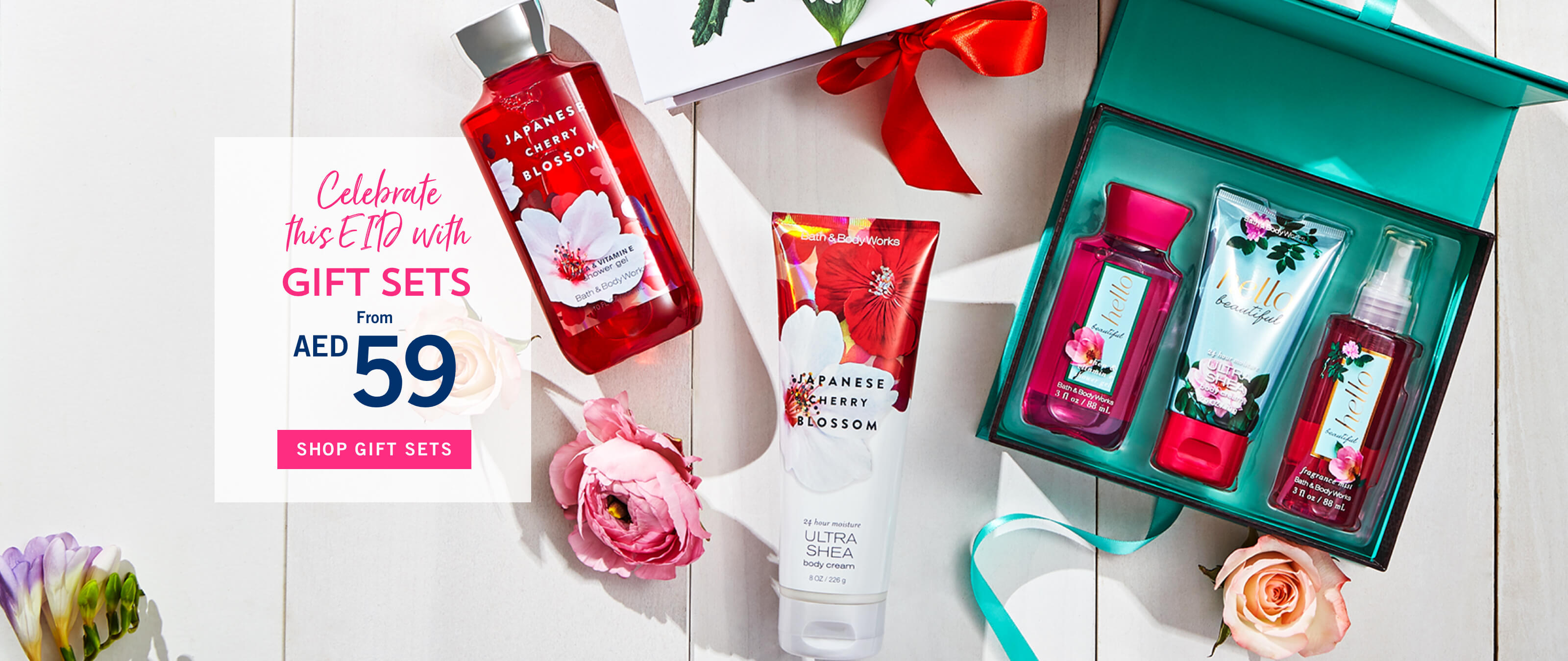 Bath & Body Works UAE | Shop Bath And Body Products Online